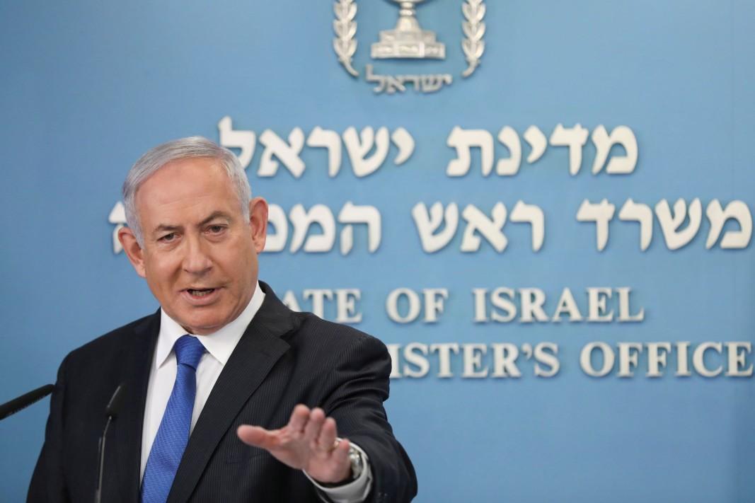Израелският премиер Бенямин Нетаняху