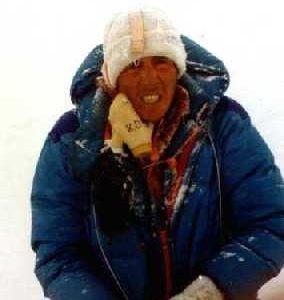 Кирил Досков, Еверест, 1984 г.