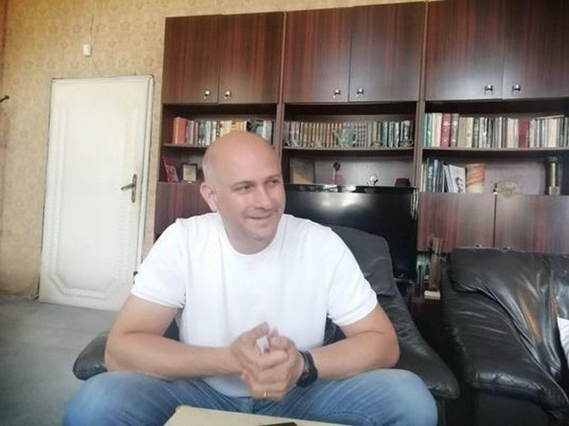 Васил Василев         Снимка: Латинка Светозарова