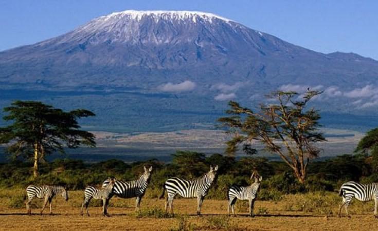 Танзания – страната на резерватите