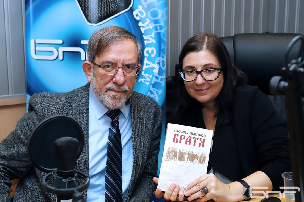 Филип Димитров и Ирина Недева