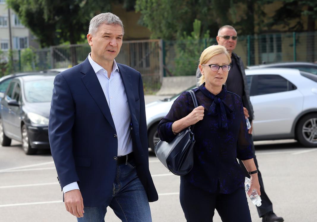 Пламен Бобоков и Ина Лулчева