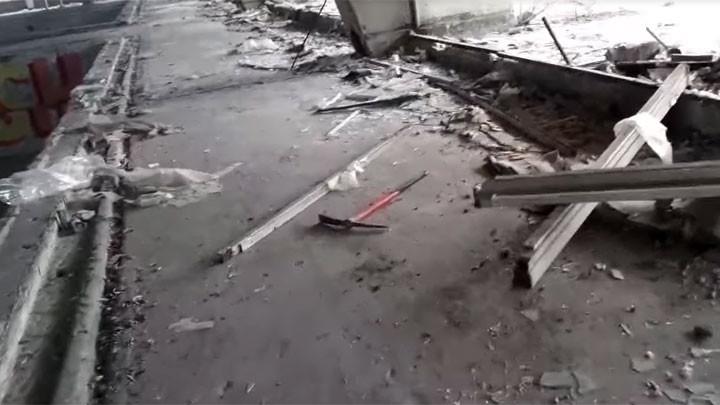 """Снимка - от видео на """"Спаси София"""""""
