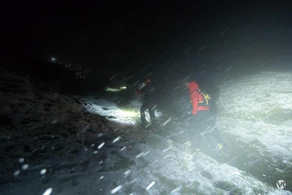 Swiss Peaks Trail