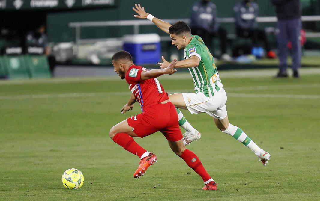 Реал Бетис записа важна победа над Гранада с 2:1
