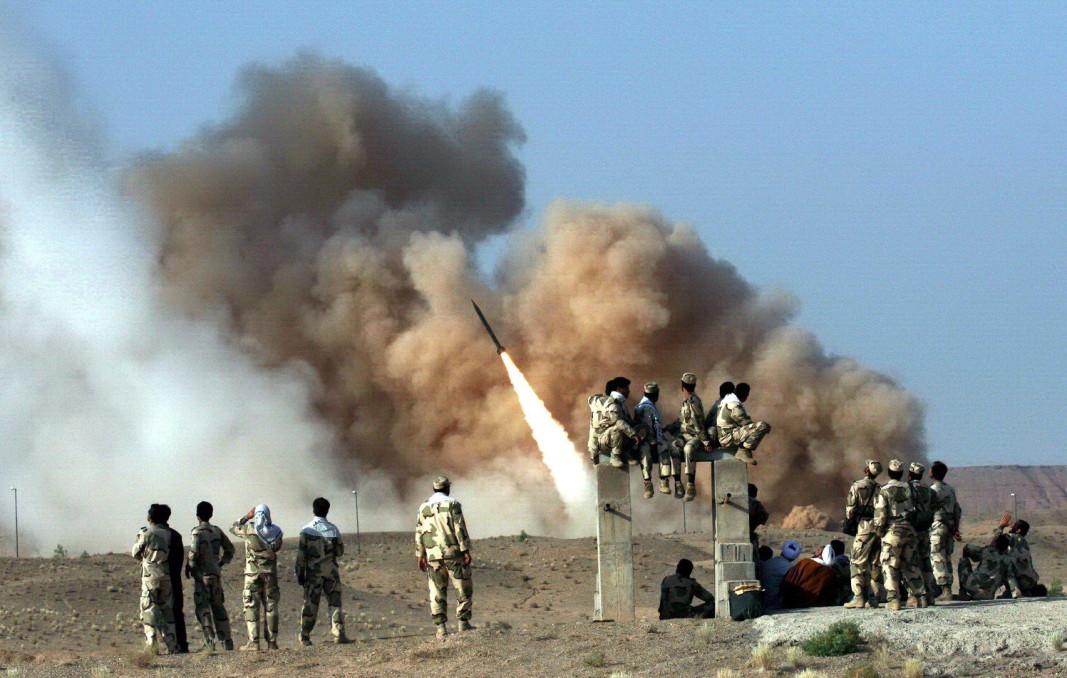 Учение на иранската армия