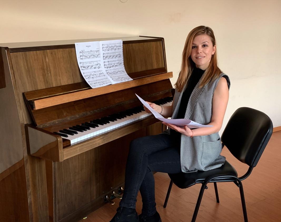 Composer Emelina Gorcheva