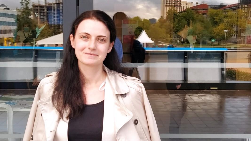 Елена Цанкова, снимка: Добромир Видев