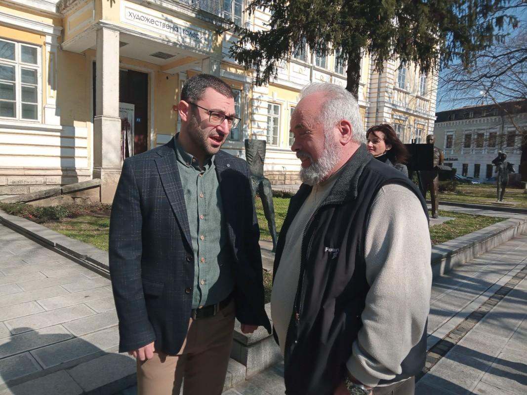Мирослав Тодоров и Йордан Колев