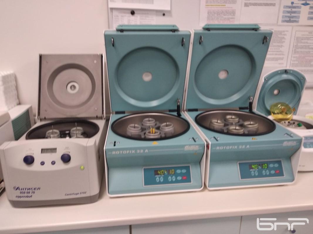 Лаборатория в болница Токуда