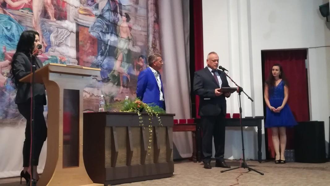 Доц д-р Антони Георгиев е новият Почетен гражданин на Лом.