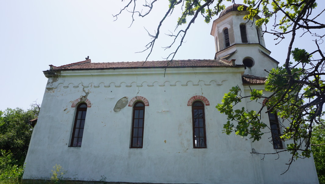 църквата в село Косово