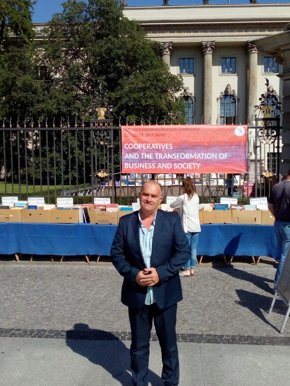 гл. ас. д-р Ангел Саров, Институт по аграрна икономика