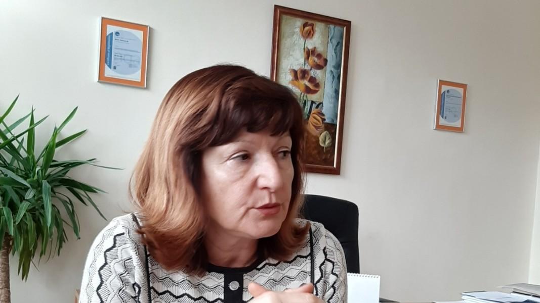 Д-р Даниела Костадинова                              Снимка: Незабравка Кирова