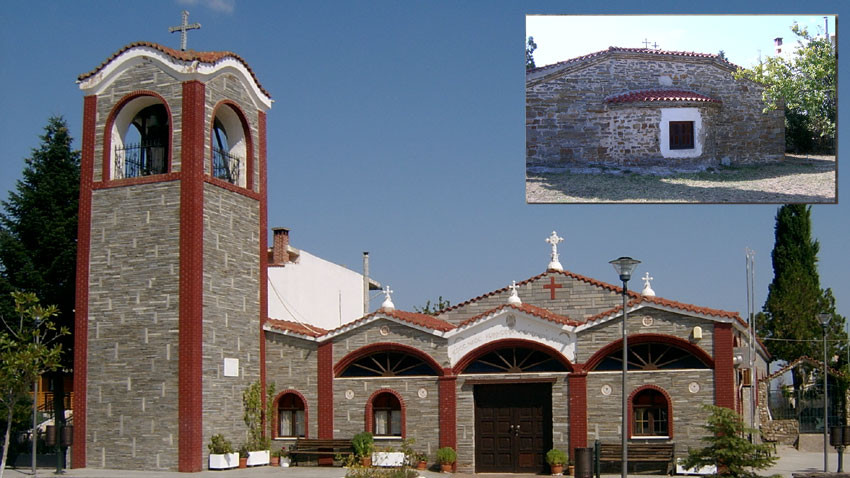 """Църквата """"Св. Богородица"""""""