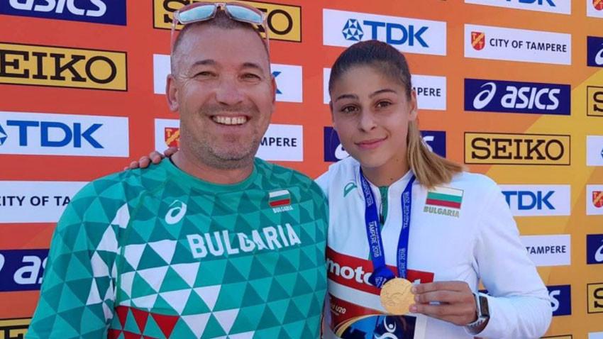 С треньора Стойко Цонов
