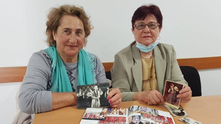 Sıdıka Ahmet ve Emel Tabak