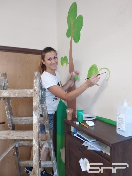 Даниела Лазарова