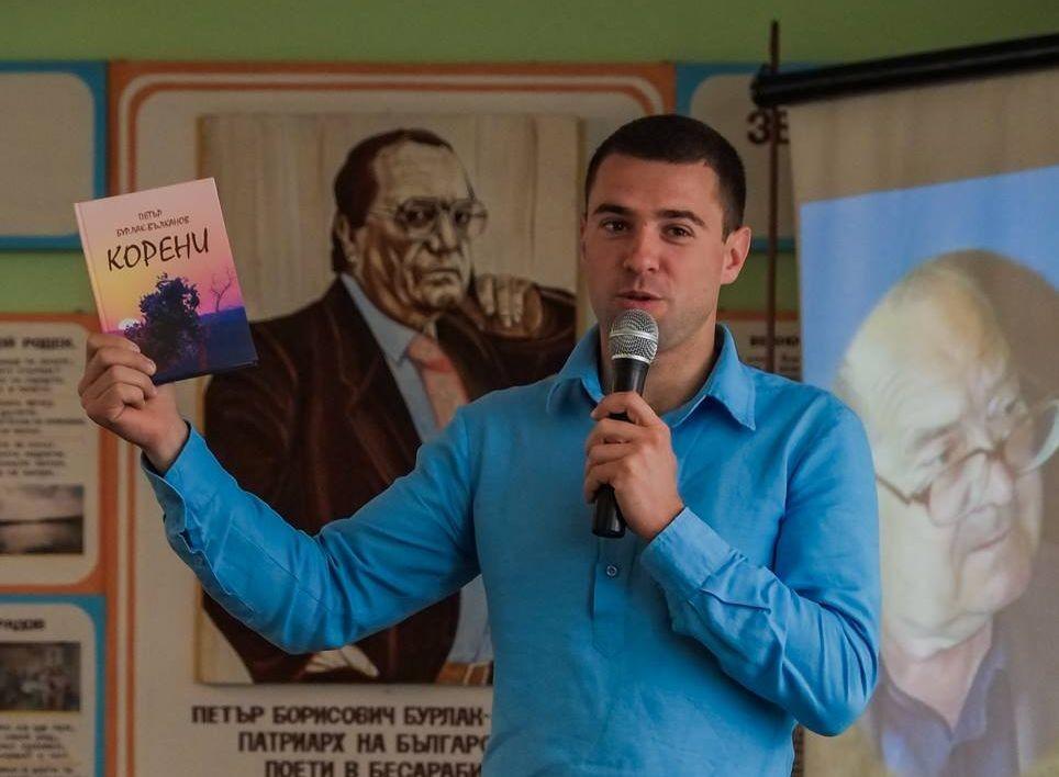 Петър Добрев - кмет на село Бабата. Снимка: Александър Барон
