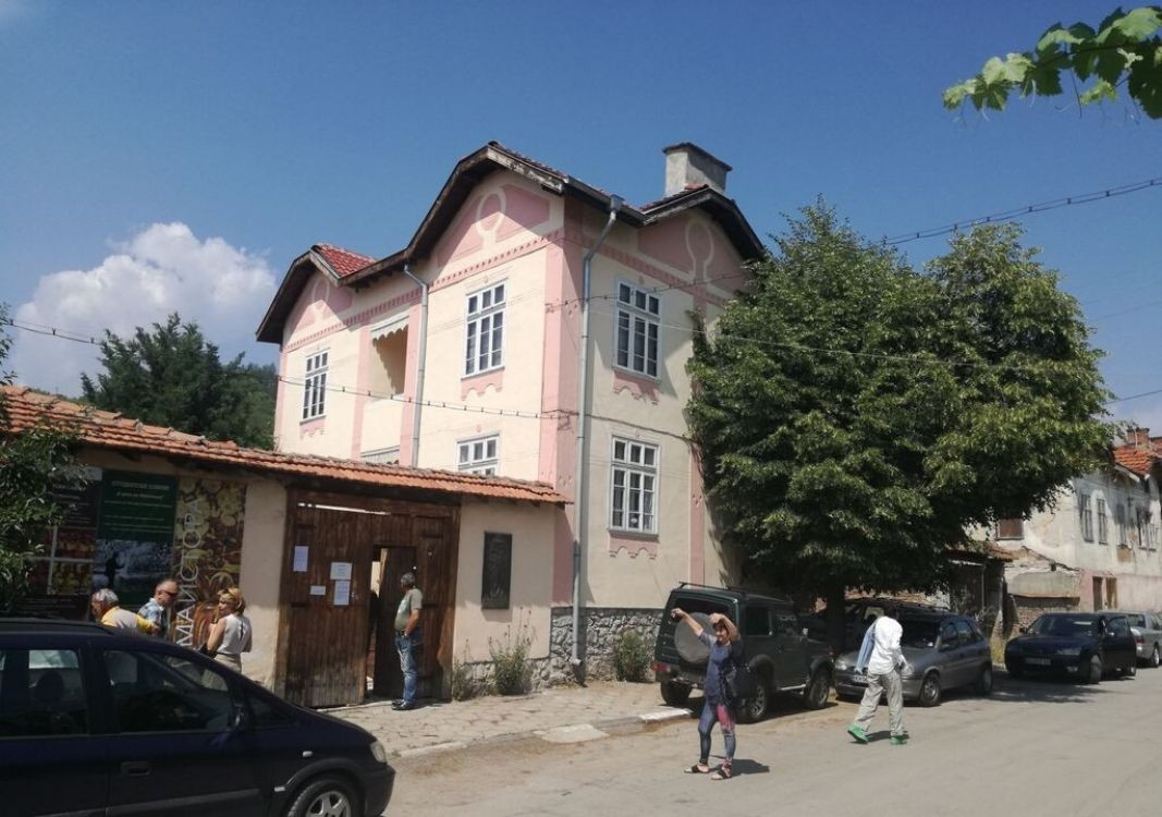 Village Chichkovtsi  /  Photo : Kilil Falyn