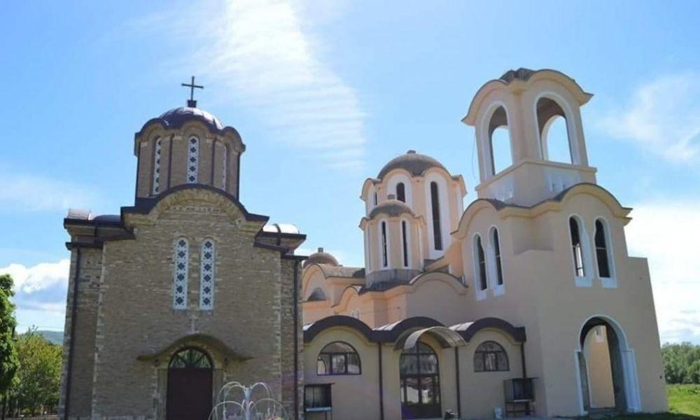 Храм Св. Ћирила и Методија у Делчеву, Северна Македонија