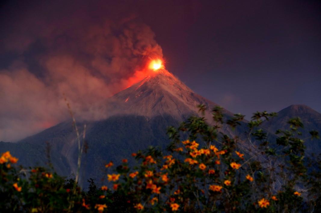 Снимка: Гватемала или за общото между вулканите и кафето
