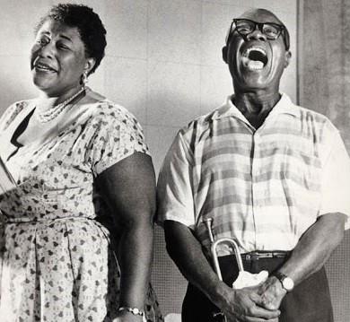 Ела и Луис - една от най-знаменитите музикални двойки
