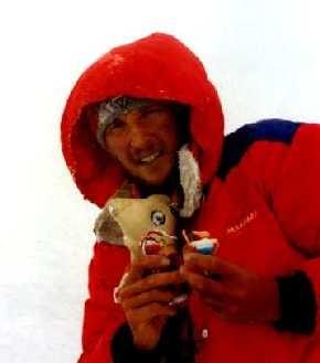 Николай Петков, Еверест, 1984 г.
