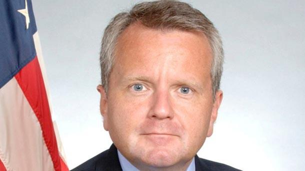 Заместник-държавният секретар на САЩ Джон Съливан пристига в София на