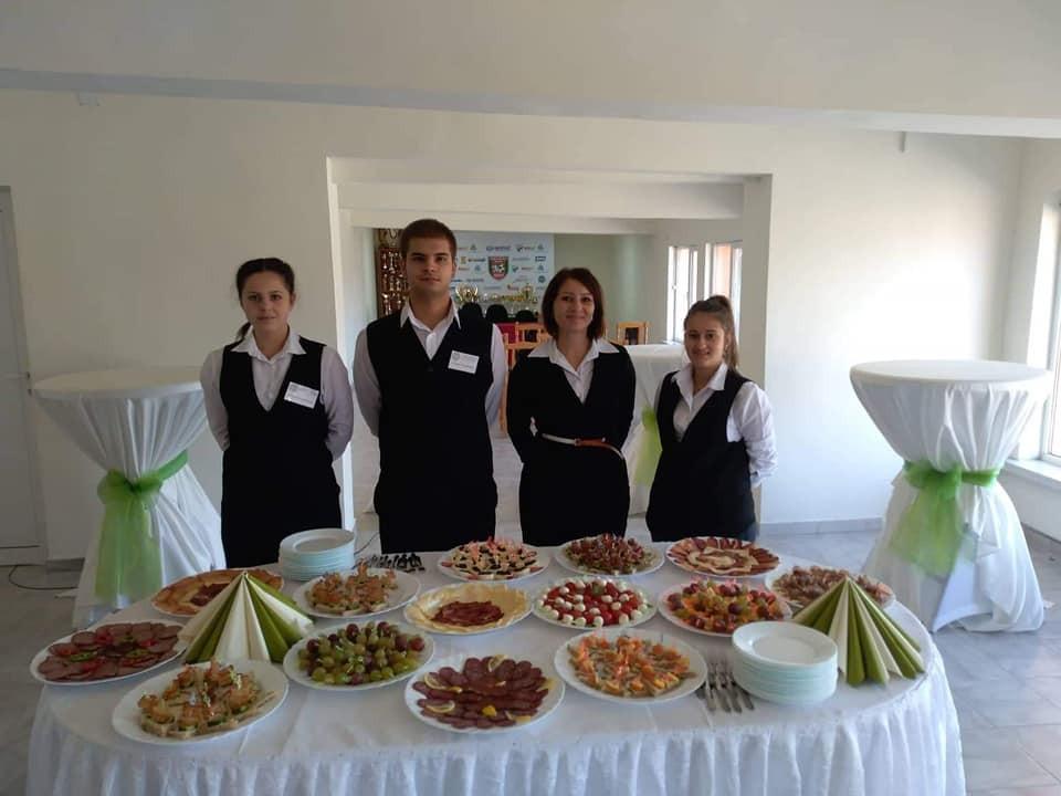 ПГ по търговия и ресторантьорство град Враца