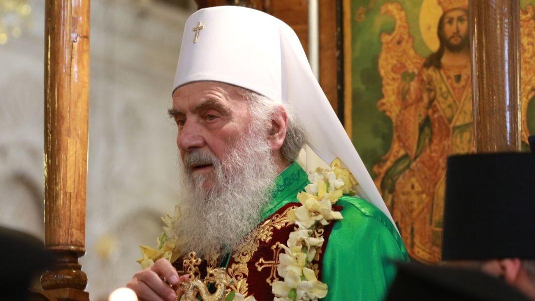 Patriarch Irinej / Foto: EPA/BGNES