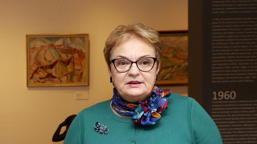 Аделина Филева, директор на СГХГ