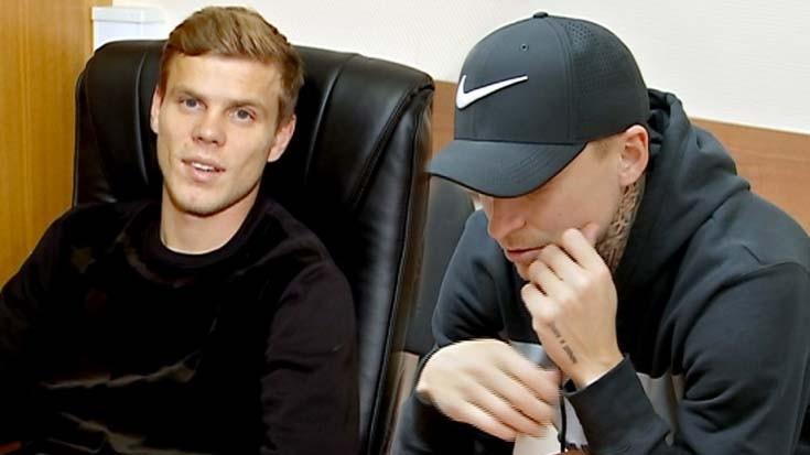 Руските футболни национали Александър Кокорин и Павел Мамаев ще бъдат
