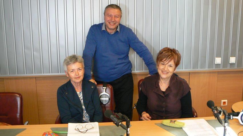 Генка Маркова, Митко Новков и Антоанета Бачурова. Снимка: Емил Николов