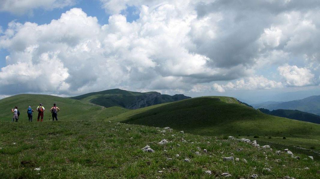 Прогулка в горах Стара-Планина