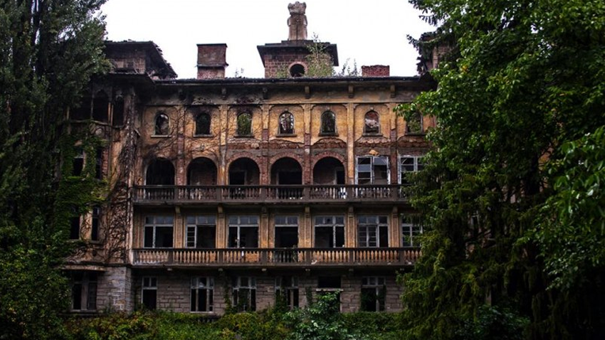 Semov's villa in Gabrovo, he later donated for a social home for elederly people / Photo: archive