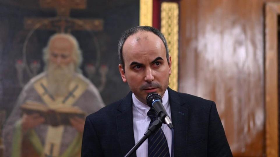 Доц. Мартин Осиковски