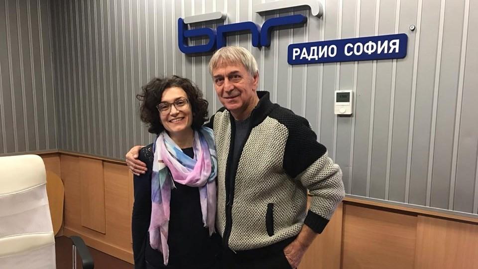 Румен Стоичков и Златина Йовкова
