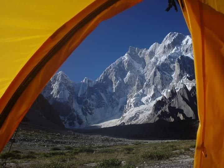 Гледка от Пакистан
