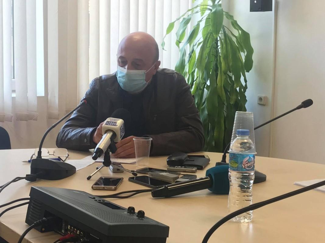 Д-р Димитър Костов - директор на МБАЛ - Шумен