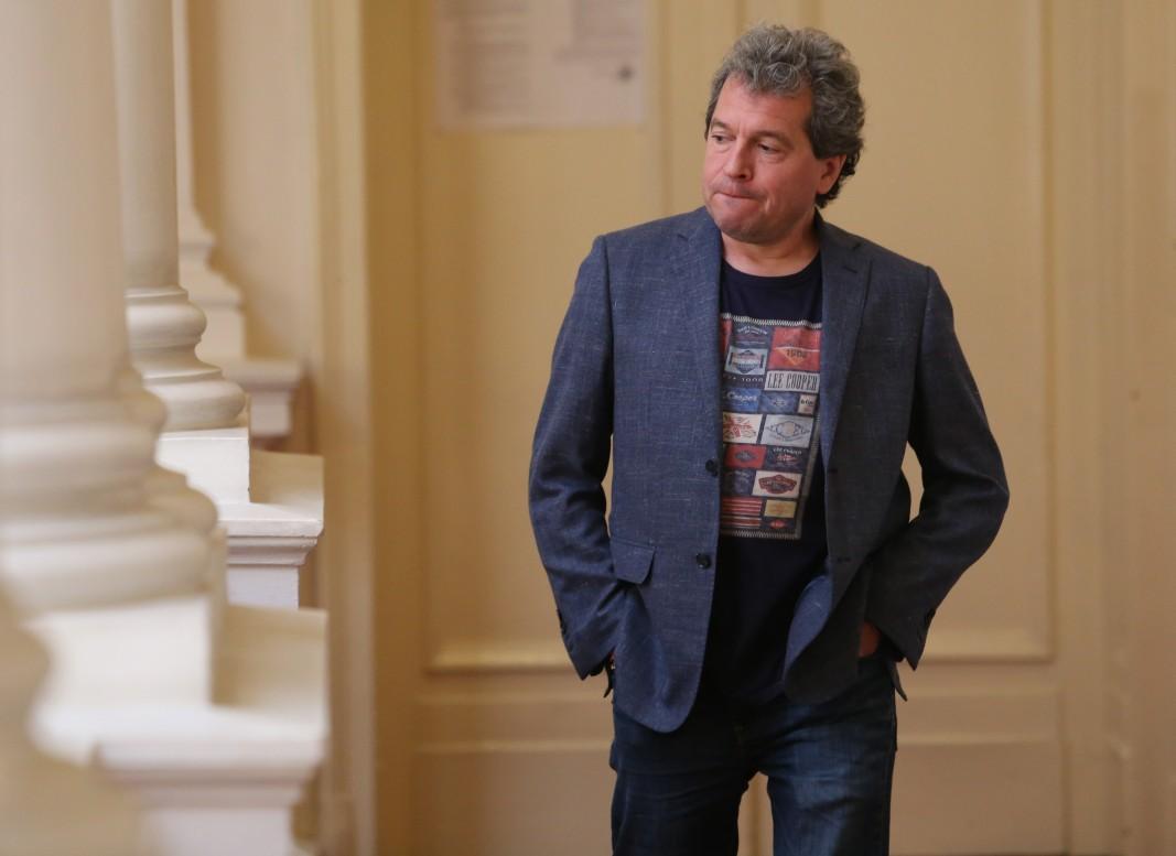 Тошко Йорданов от ИТН - 3 август 2021 г.; Снимка: БГНЕС