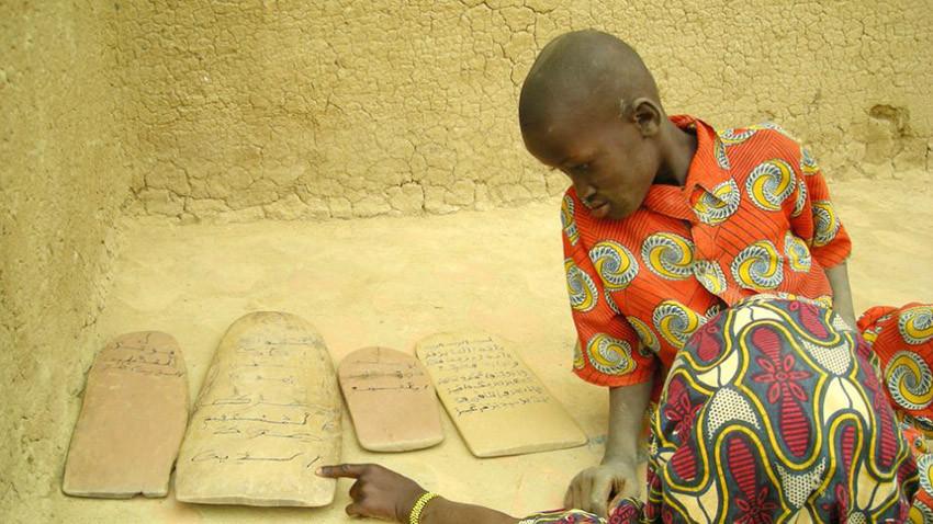 Tanya Angelova – At school in Mali