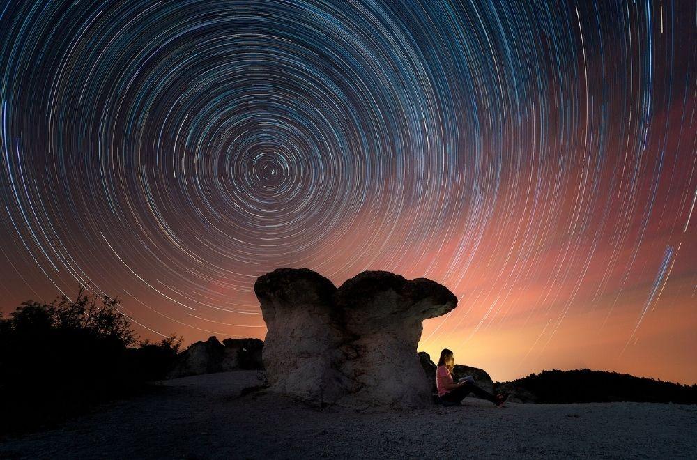 Каменните гъби край Кърджали