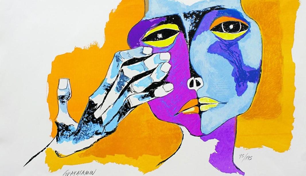 Творба на Освалдо Гуаясамин