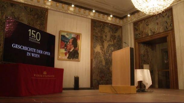 През сезон 2018/2019 г. Виенската опера отбелязва 150-годишен юбилей. Паметната