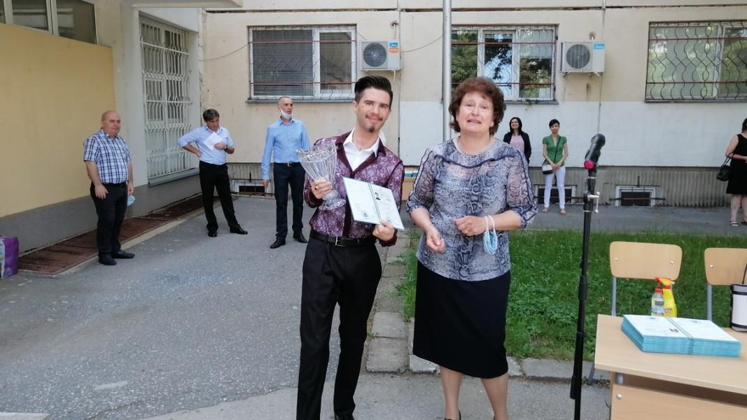 Добрин Бараков, Ирена Борисова