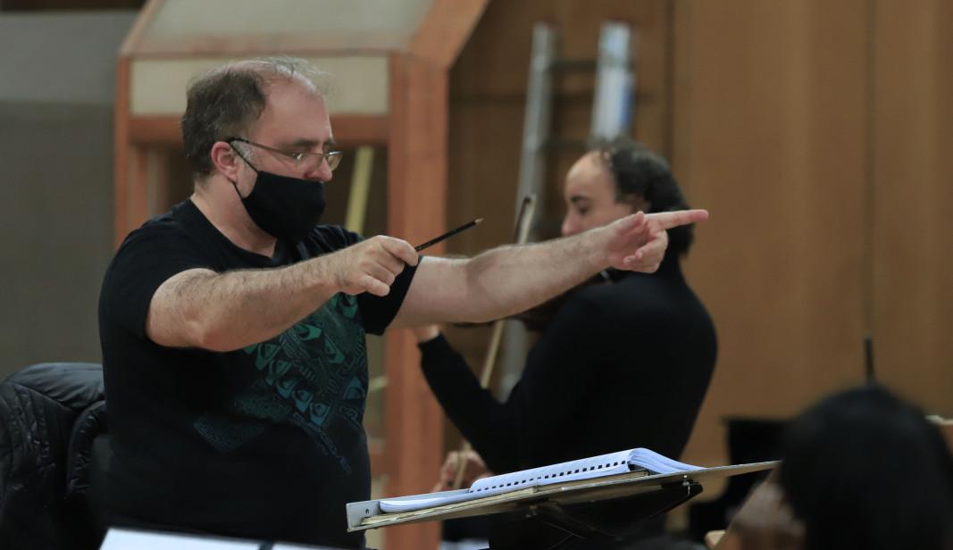 Маестро Найден Тодоров
