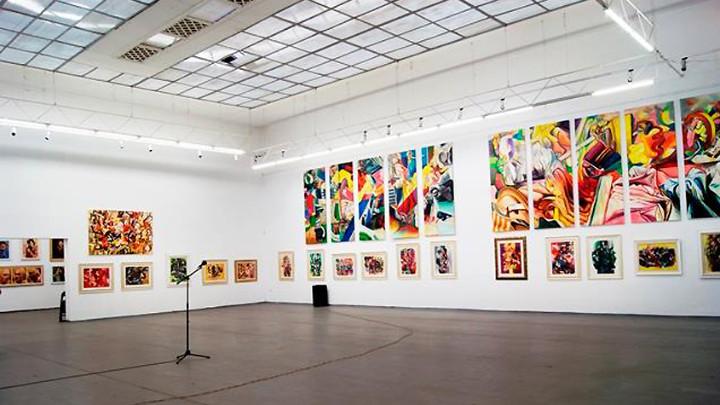 Юбилейна изложба на Иван Б. Иванов