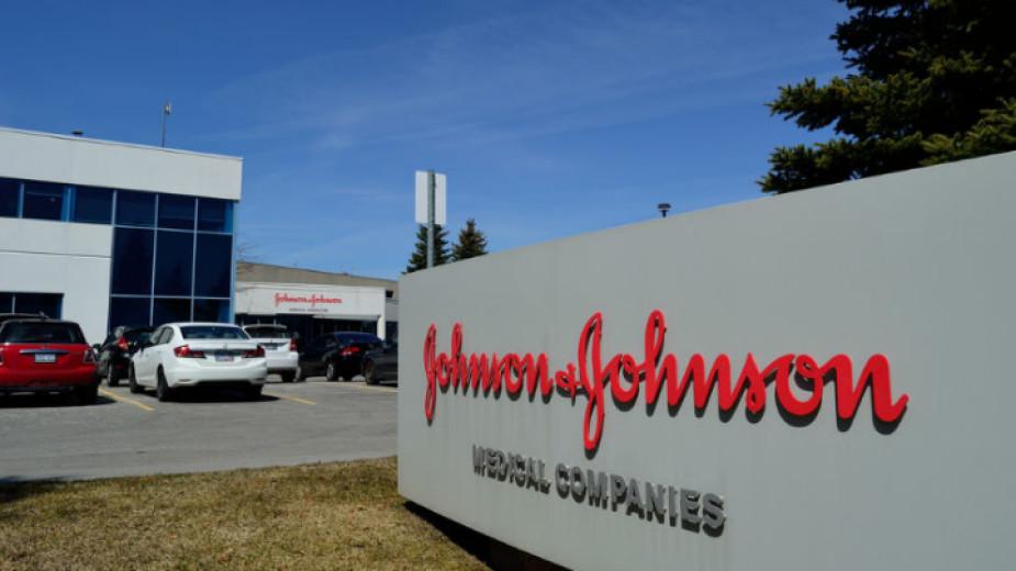 Съдебно жури в САЩ наложи глоба на Johnson & Johnson от 8 млрд. долара за антипсихотично лекарство
