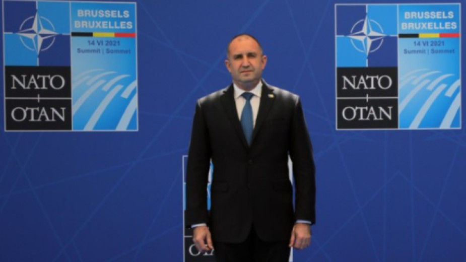 Идеята на президента Румен Радев всички страни-членки на НАТО заедно